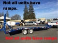 Rental store for TRAILER, DECKOVER, 2 AXLE in Reno NV